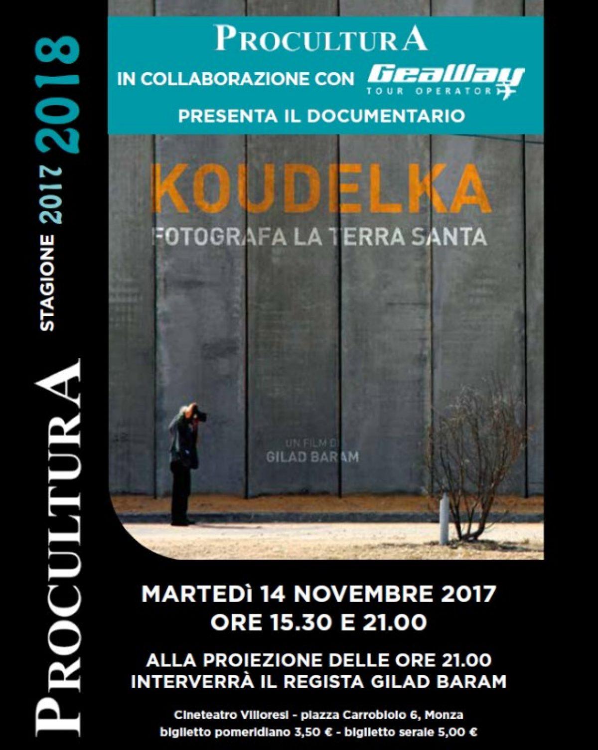 Documentario: Koudelka, fotografa la Terra Santa