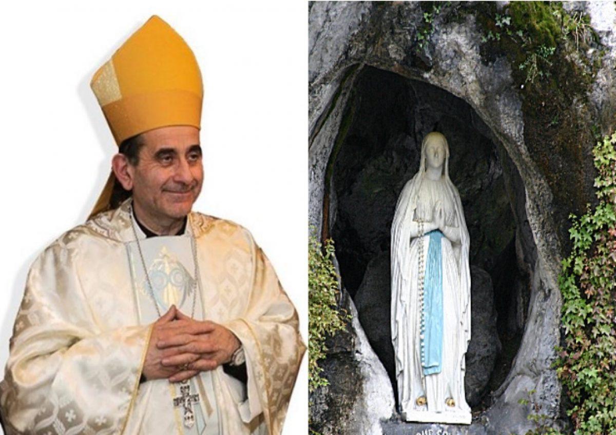 Pellegrinaggio Diocesano a Lourdes con l'Arcivescovo 14-16 settembre 2018