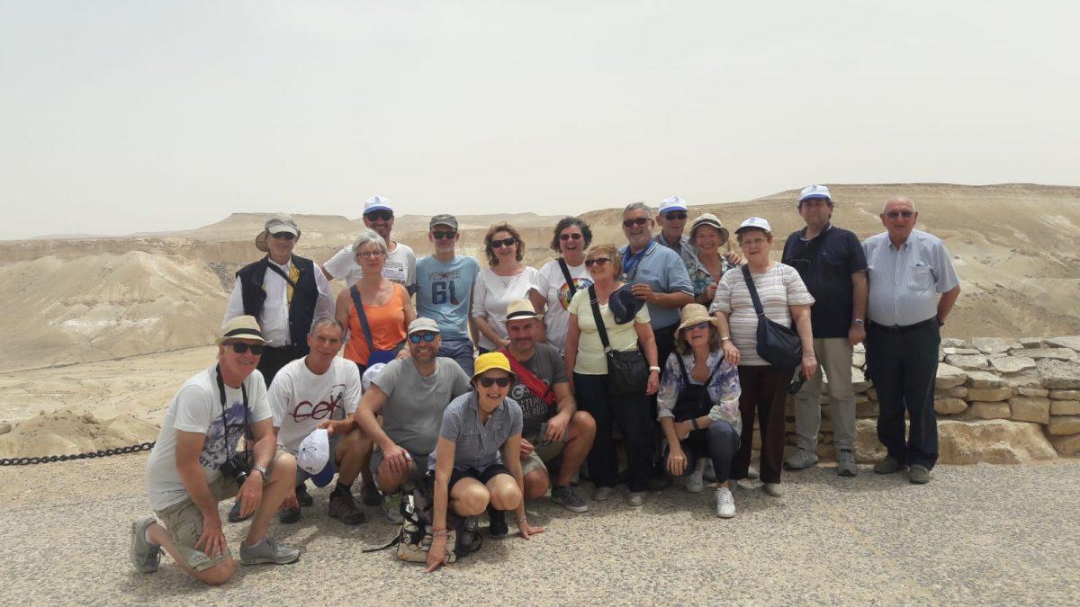 Israele, nel deserto del Neghev