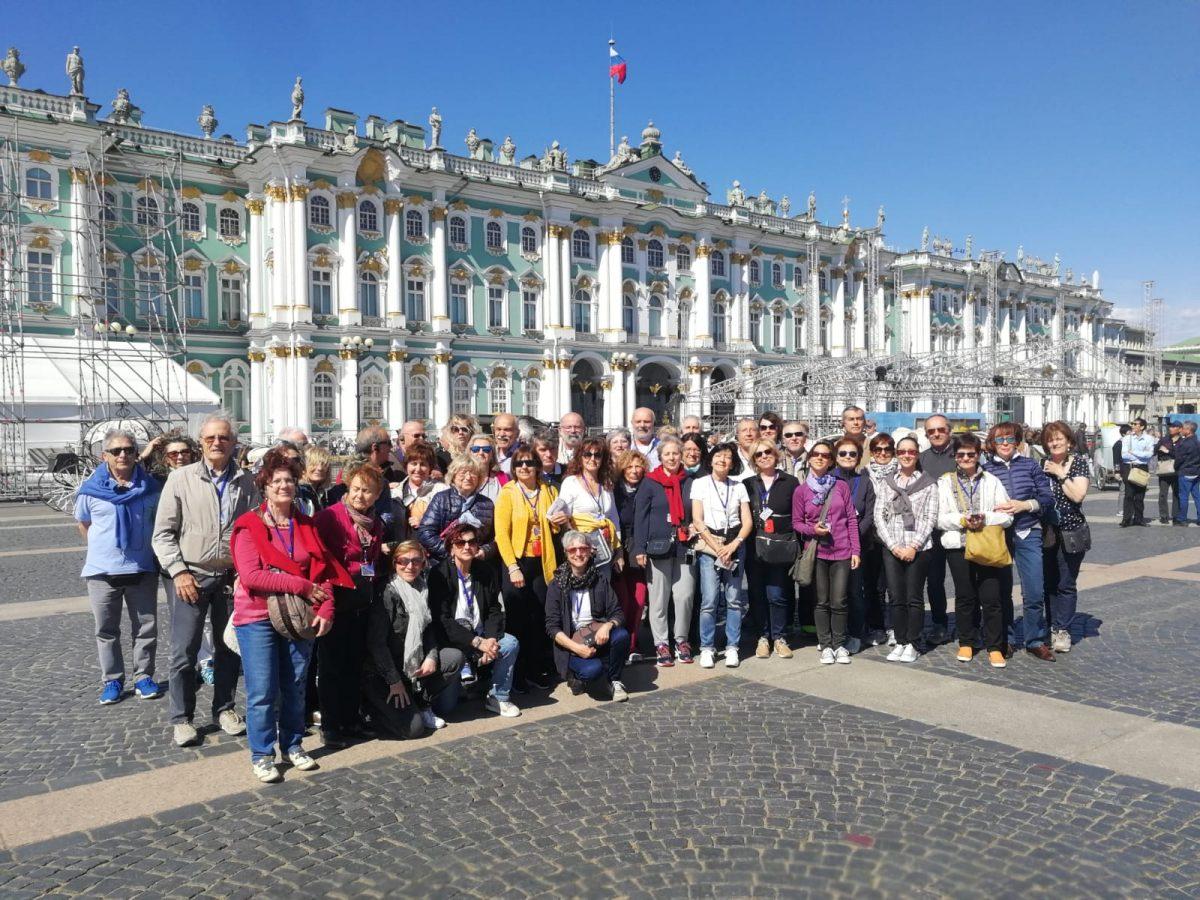"""Russia, """"Tour nelle antiche città dell'anello d'oro"""""""