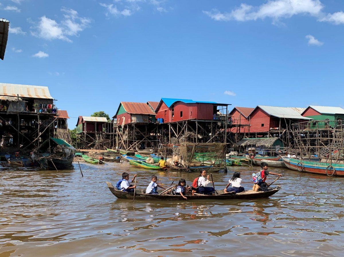 Vietnam e Cambogia in gruppo