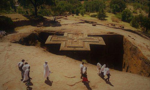 Etiopia - Lalibela