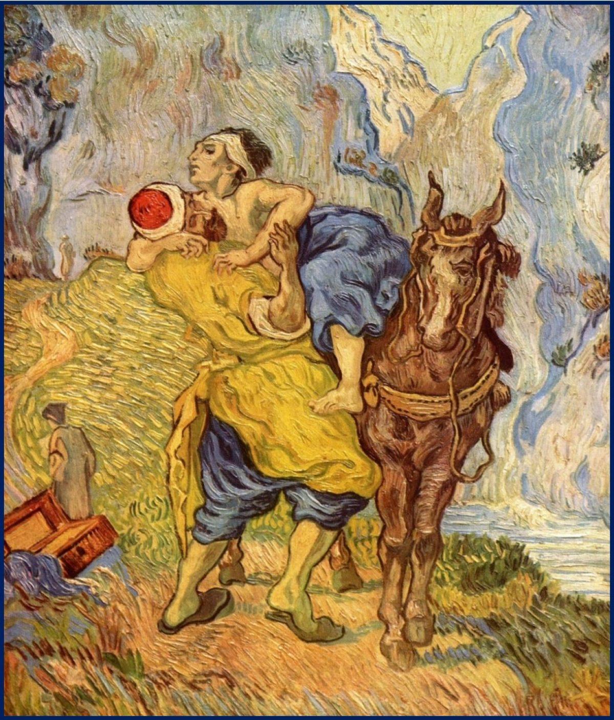 VINCENT VAN GOGH: UN DRAMMATICO INNO ALLA VITA